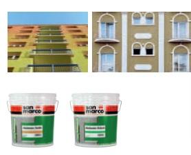 Oprava a sanácia fasád s výskytom prasklín a trhlín